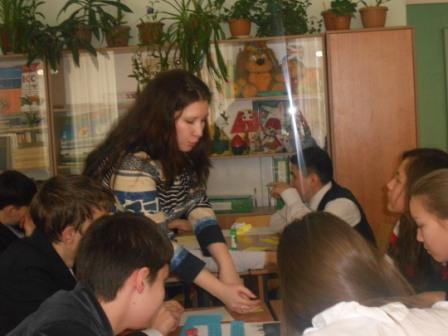Урок английского языка в 11 классе, учитель Аманжулова О.Б.
