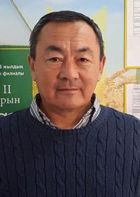 Мусагалиев Жеткиншек Тургалиевич