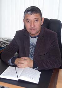 Утебаев Жумагазы Абдикаримович