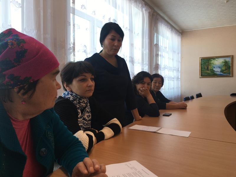Участие в родительских собраниях