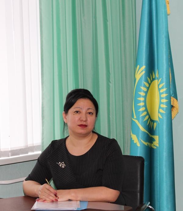 Сураганова Айнагуль Агыбаевна - руководитель