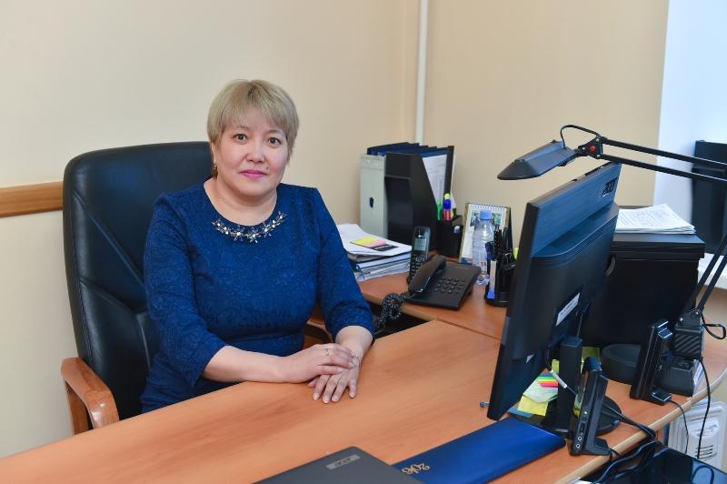 Шорманбаева  Айнагуль  Маденовна   — руководитель отдела лицензирования образовательной деятельности